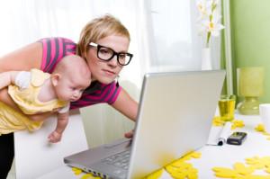 как маме заработать больше